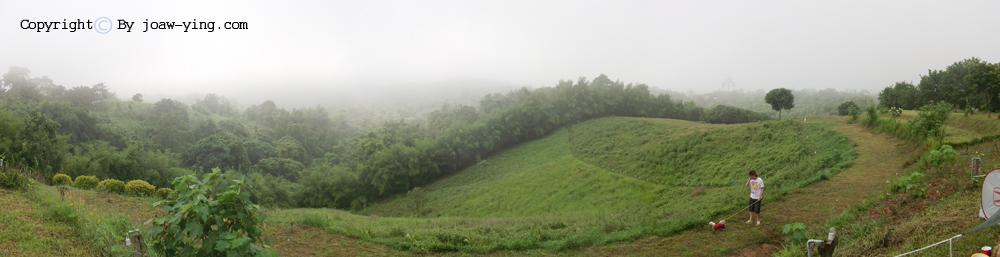กางเต้นท์วังน้ำเขียว ปราจีนบุรี