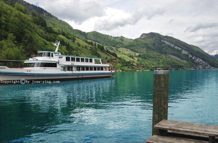 ล่องเรือเมืองลูเซิร์น Luzern