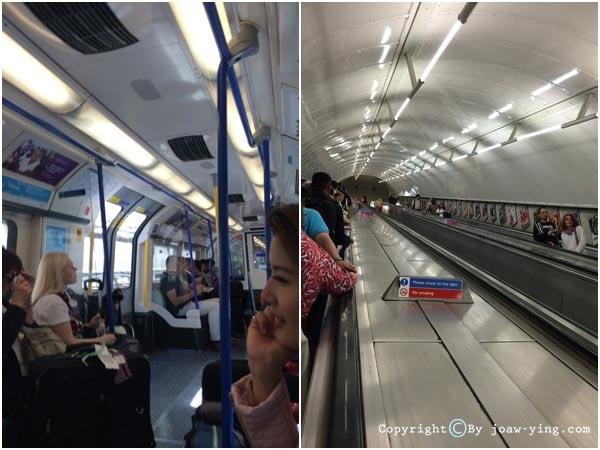 ทูป รถไฟใต้ดินอังกฤษ