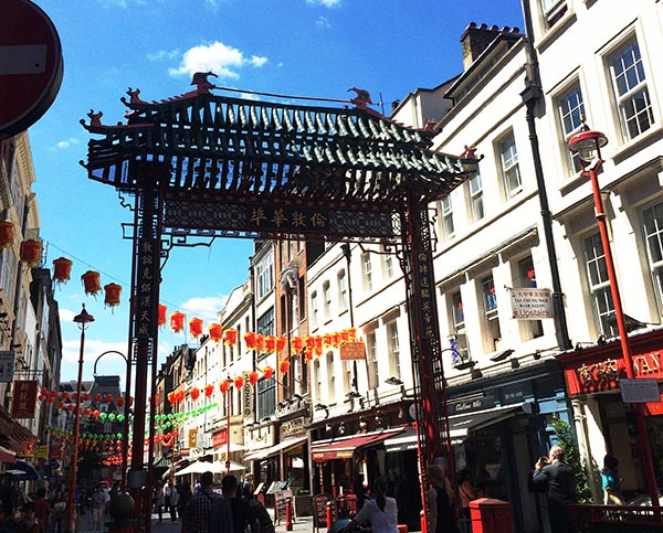 leicester square chinatown